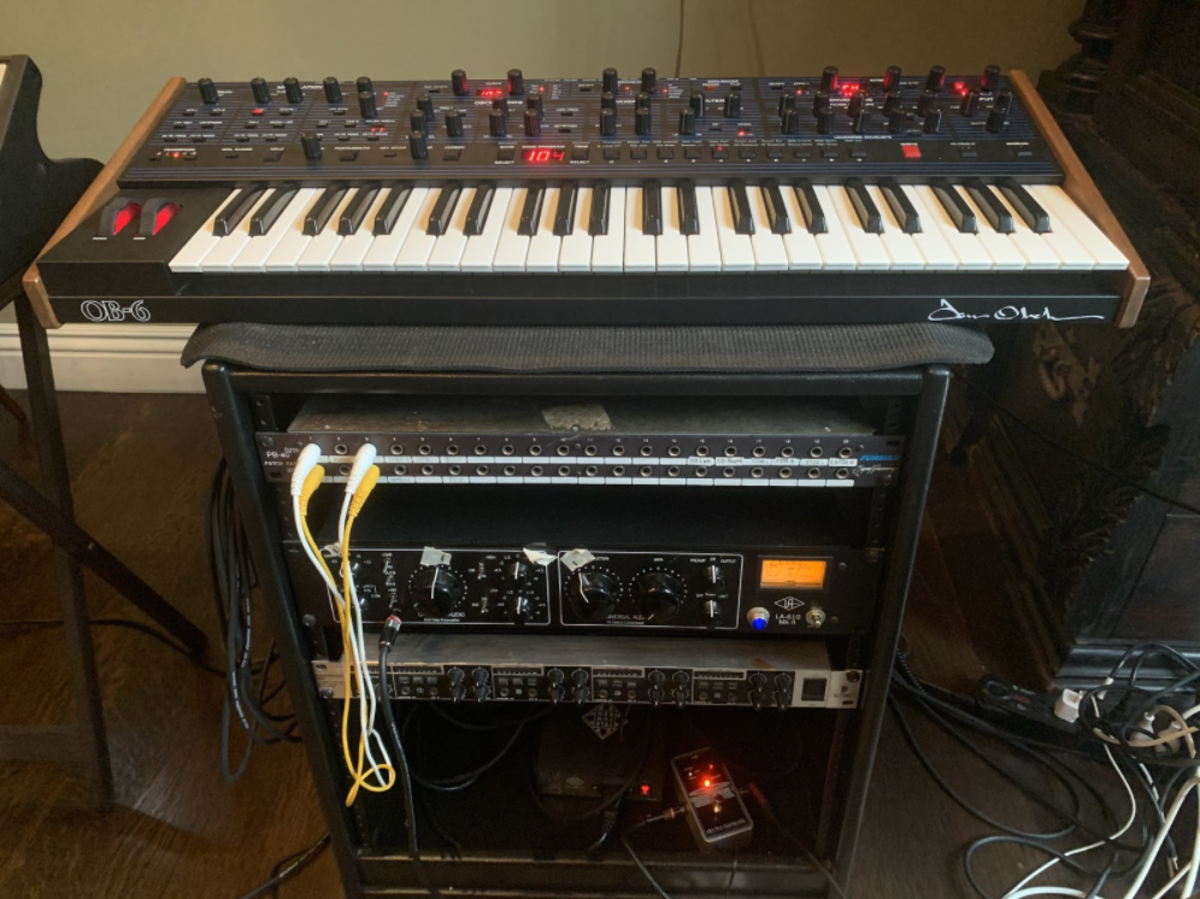 Dave Smith Instruments Sequential OB-6 Analog Synthesizer