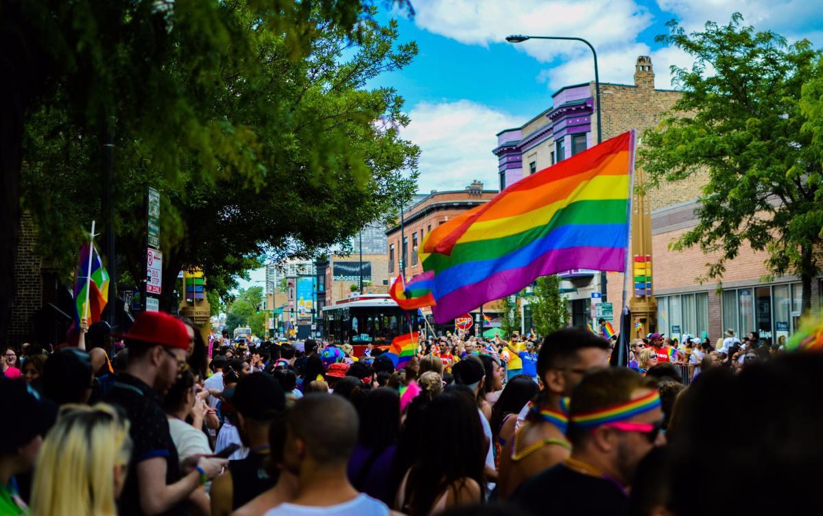 Pride Parade Flag Gay
