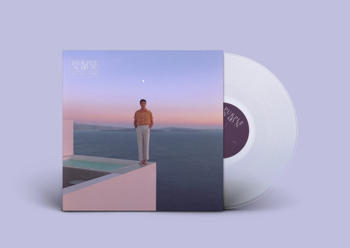 Washed Out Purple Noon Vinyl