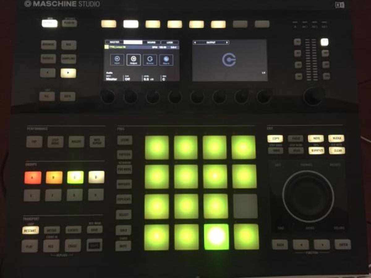 NI Maschine Studio MK2