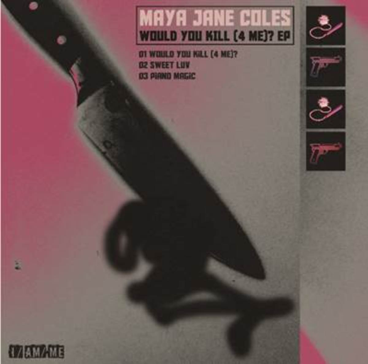 Maya Jane Coles - Would You Kill (4 Me)? EP