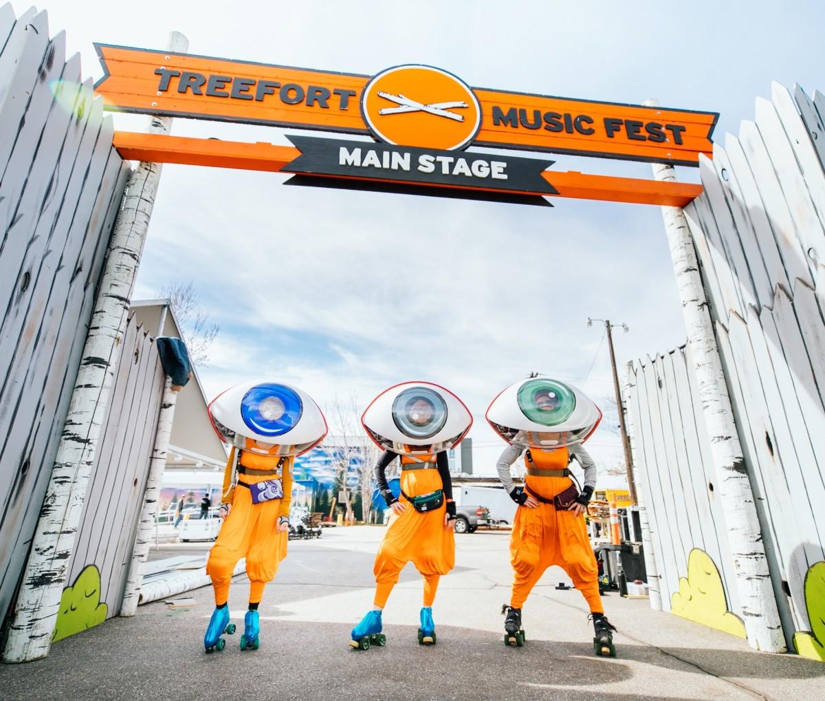 Treefort Music Festival 2019 Main Stage