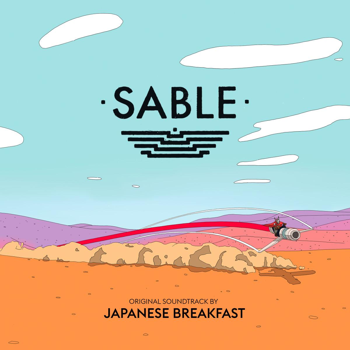 Japanese Breakfast Sable Video Game Soundtrack Cover Art