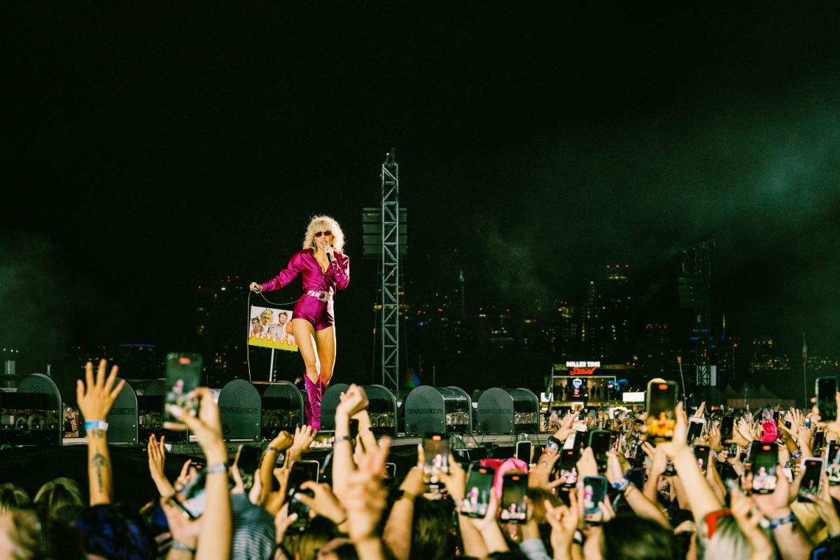 Miley Cyrus ACl Festival 2021