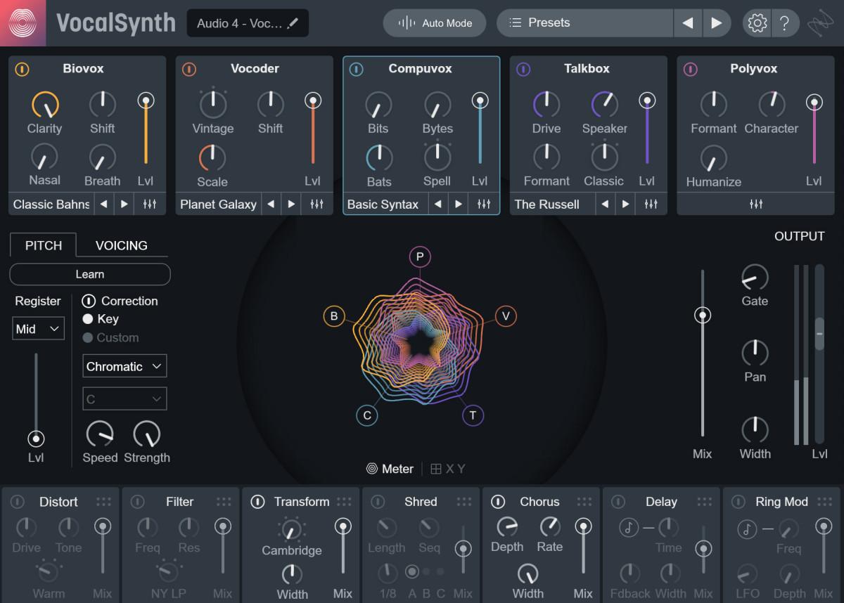 VocalSynth Pro