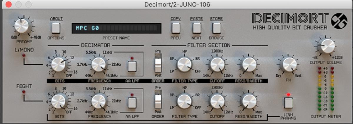 D16 Decimort
