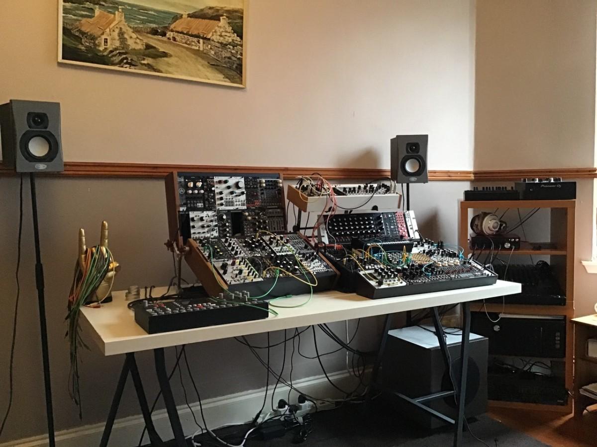 Rob's setup