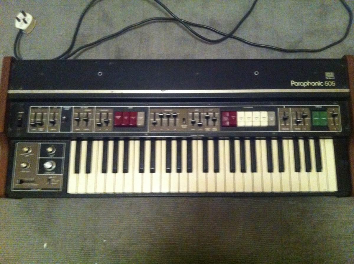 Roland Paraphonic 505