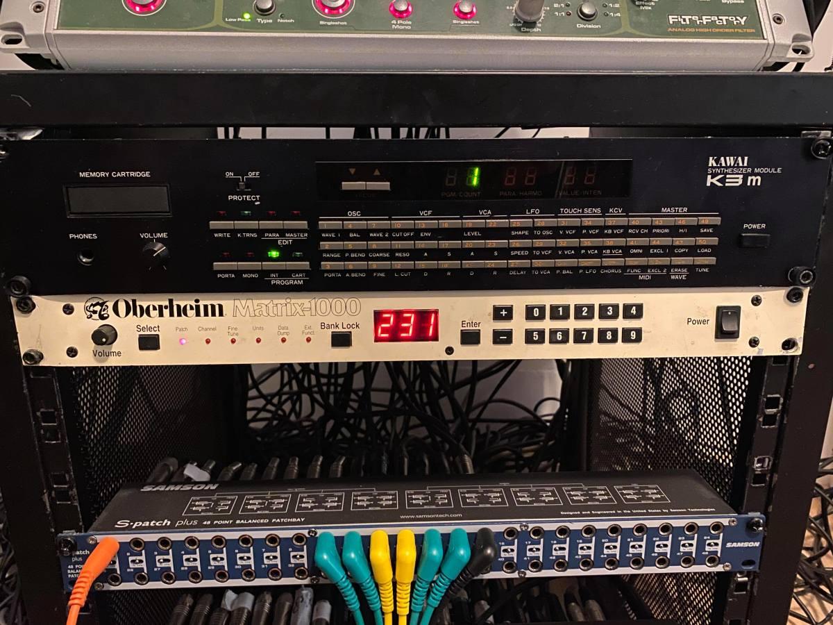 Overheim MATRIX-1000
