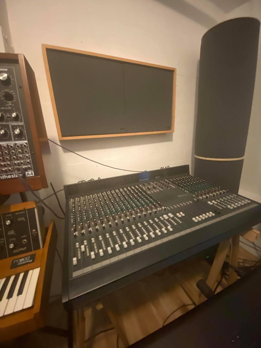 Soundcraft Ghostmixer