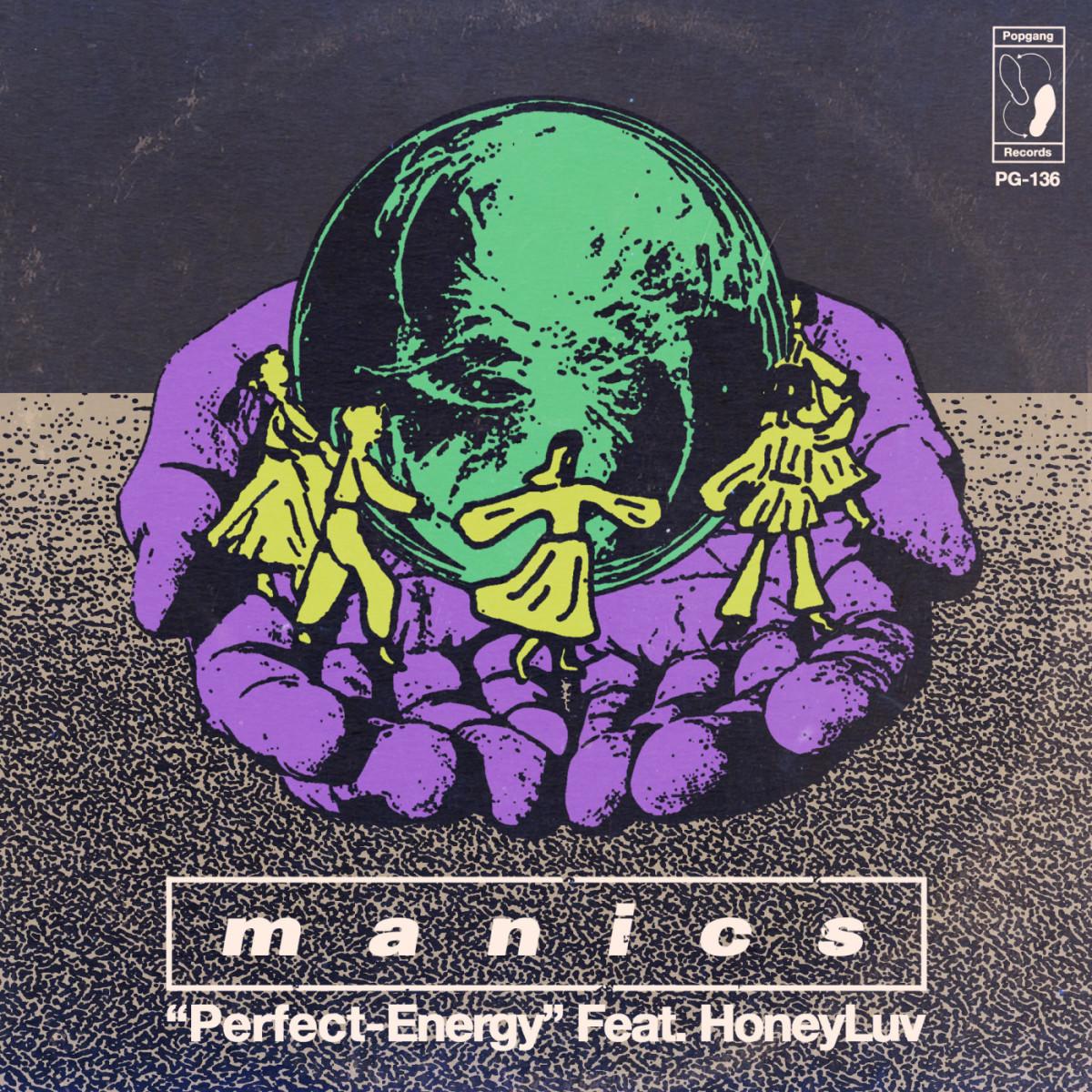 "Manics - ""Perfect-Energy"" [Popgang]"