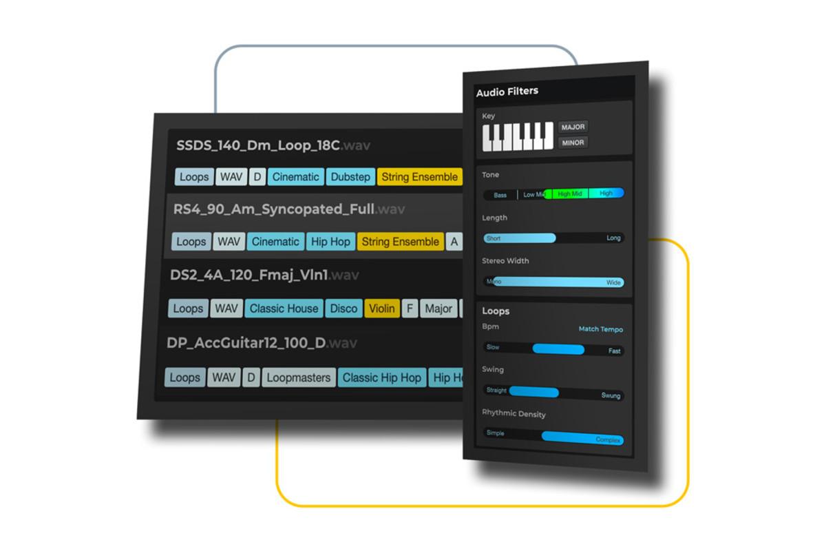 Loopcloud_6_Search_Using_Audio_Filters