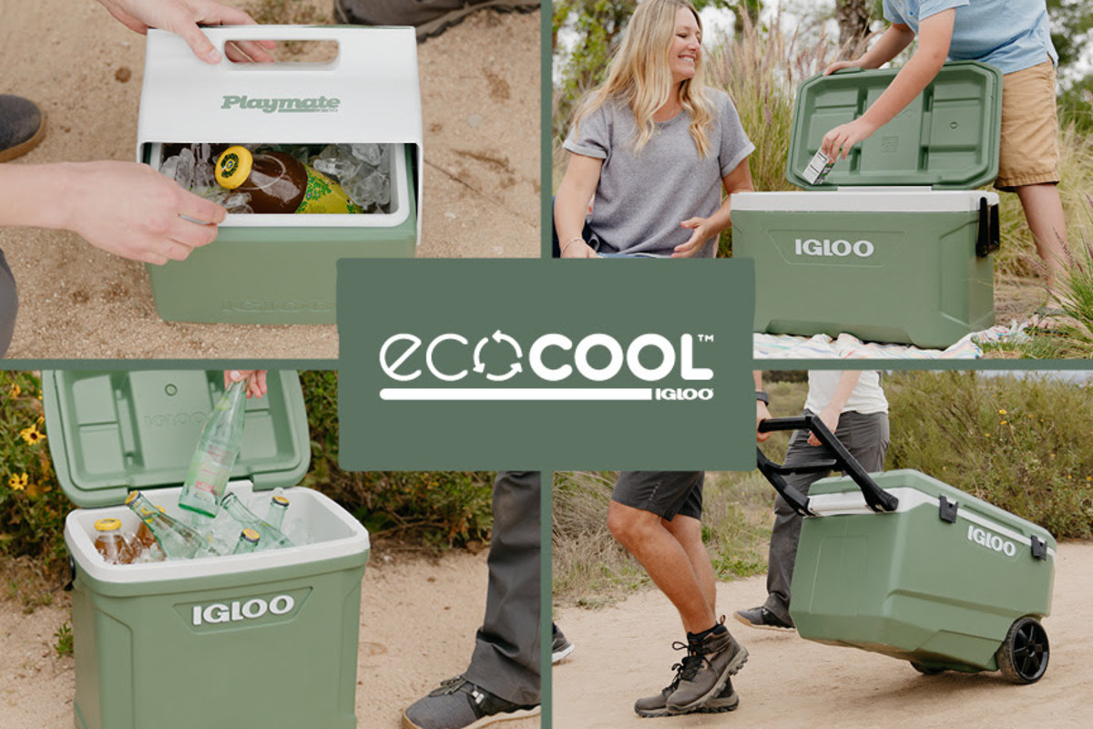 ECOCOOL Igloo Cooler