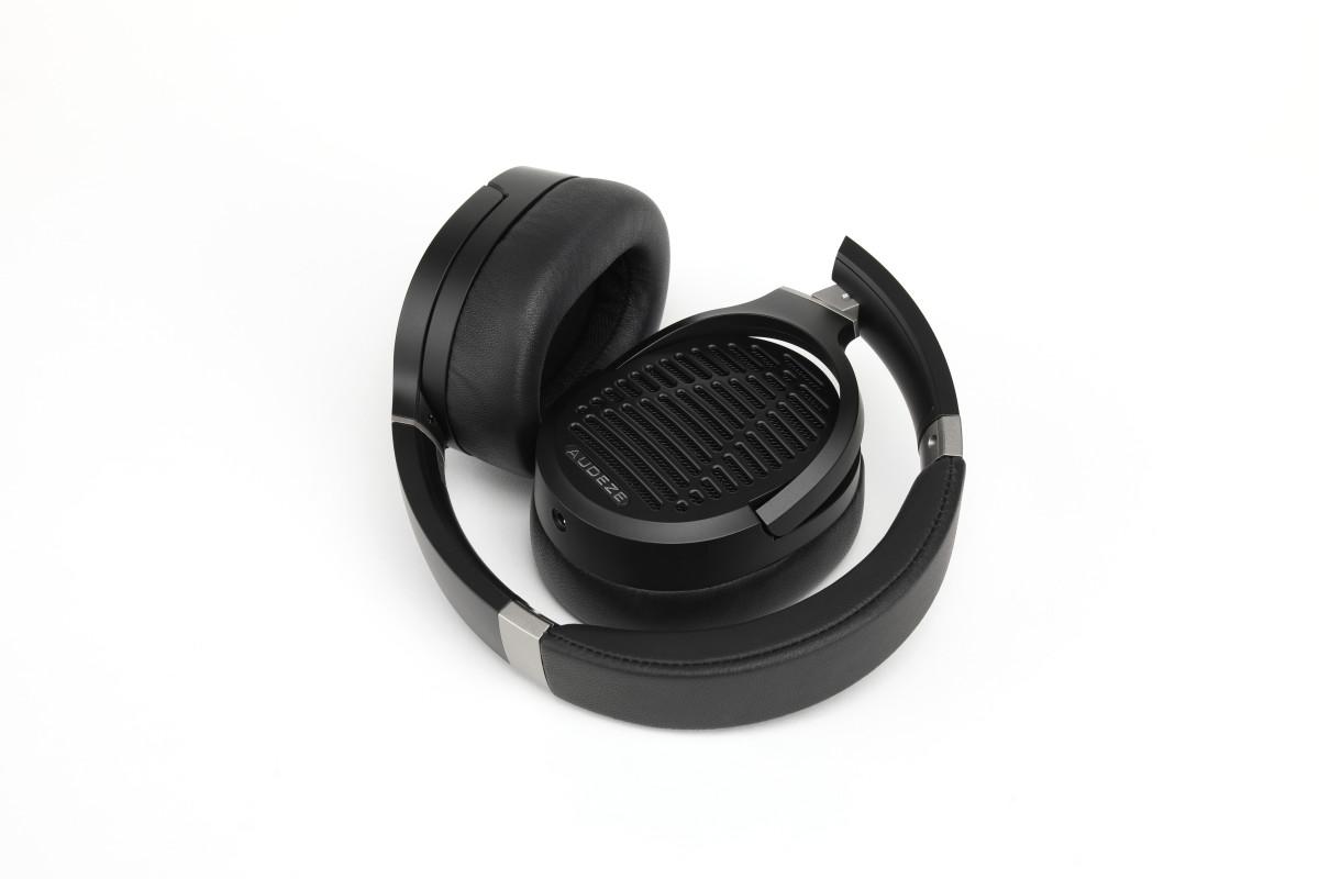 Audeze LCD-1 Headphones Folded