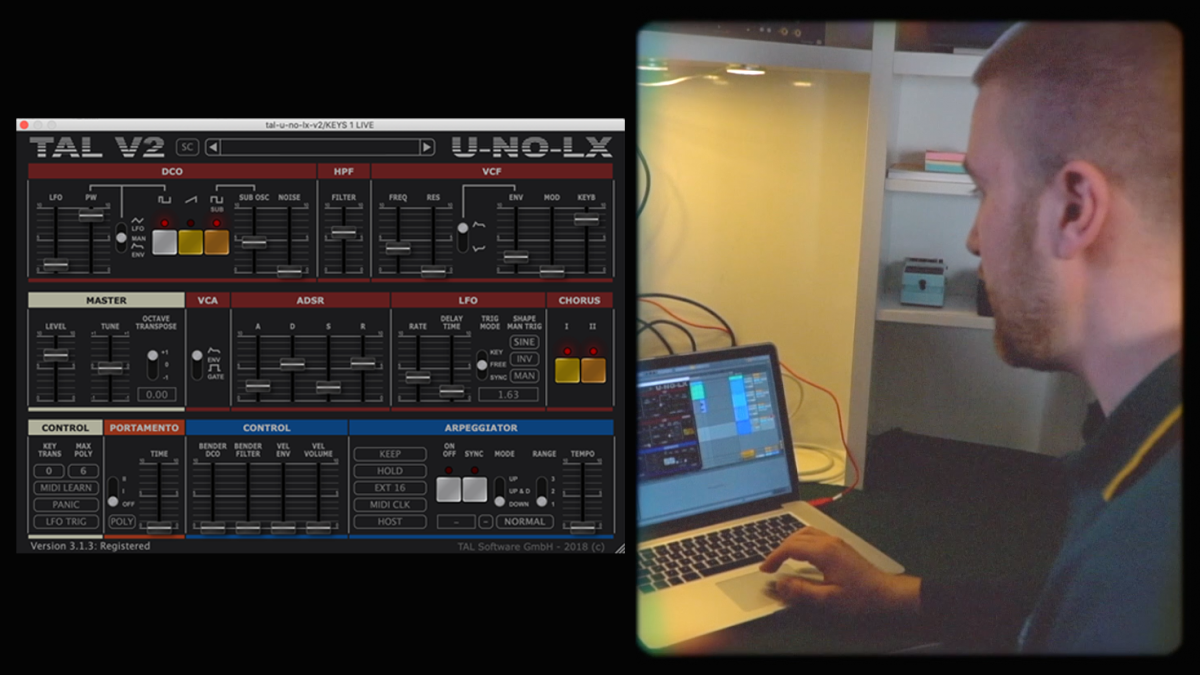 Juno 60 Emulator