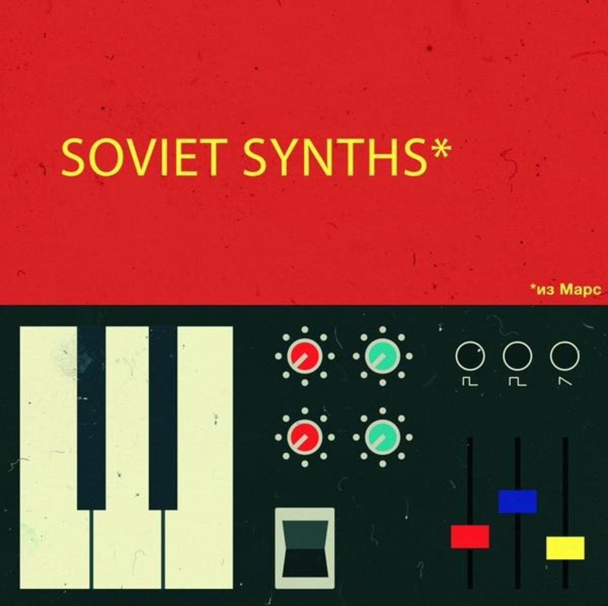 Soviet Synths From Mars