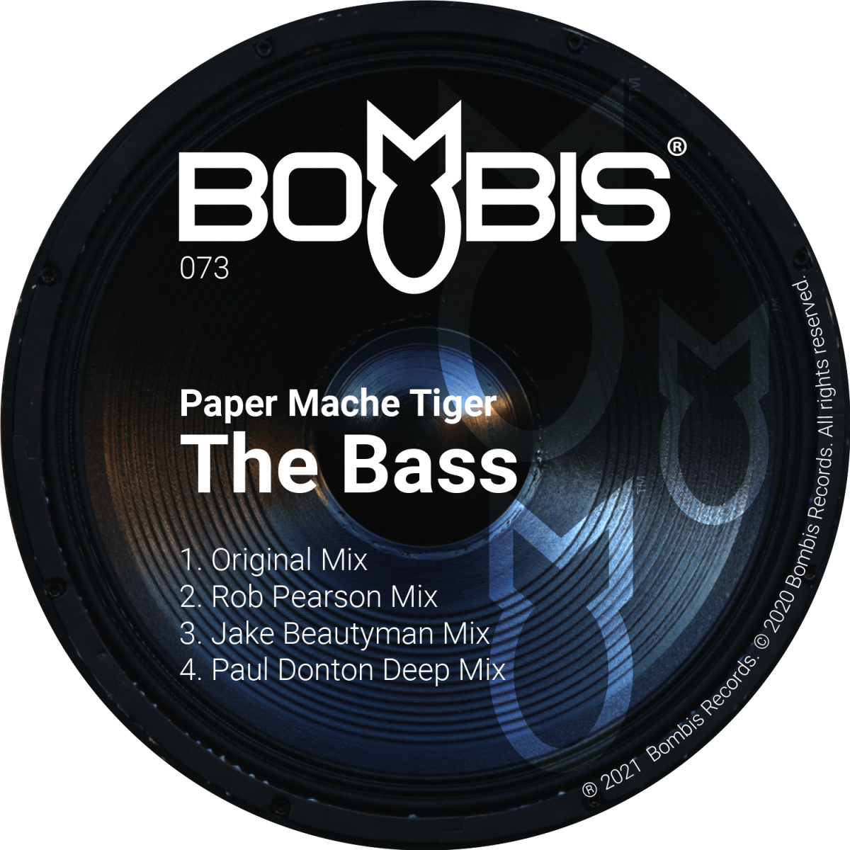 PaperMacheTiger - The Bass [Bombis]