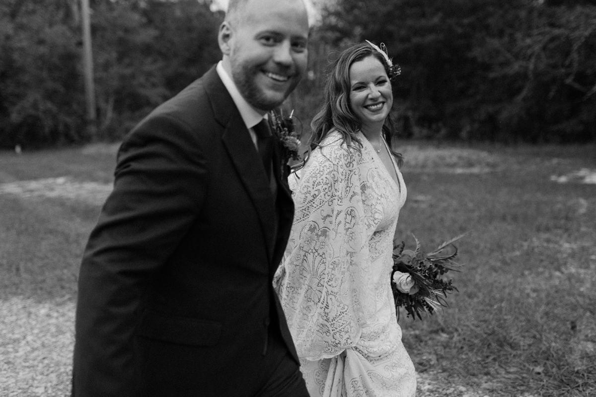 Vivian & Luke Hunter Wedding