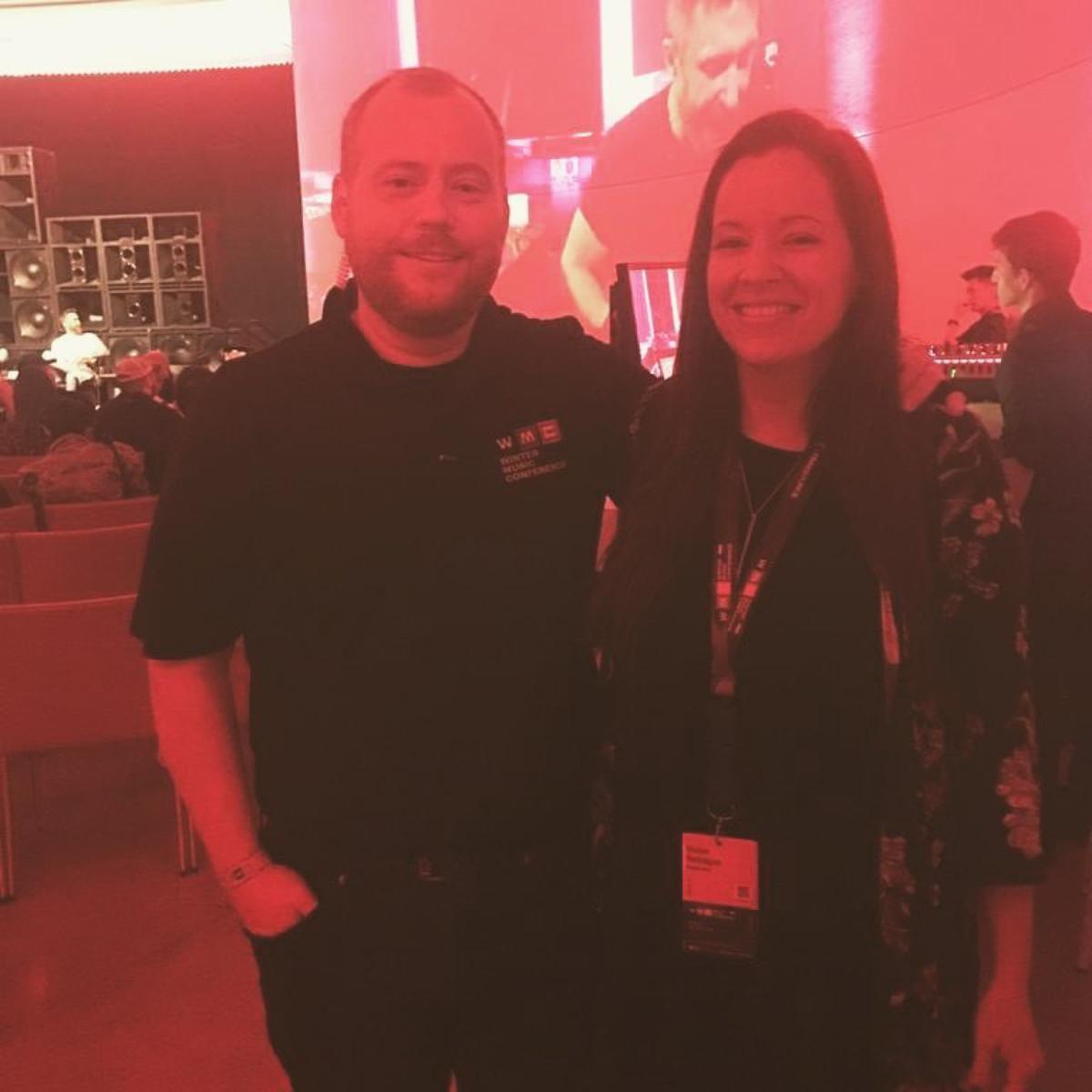 Luke & Vivian at WMC