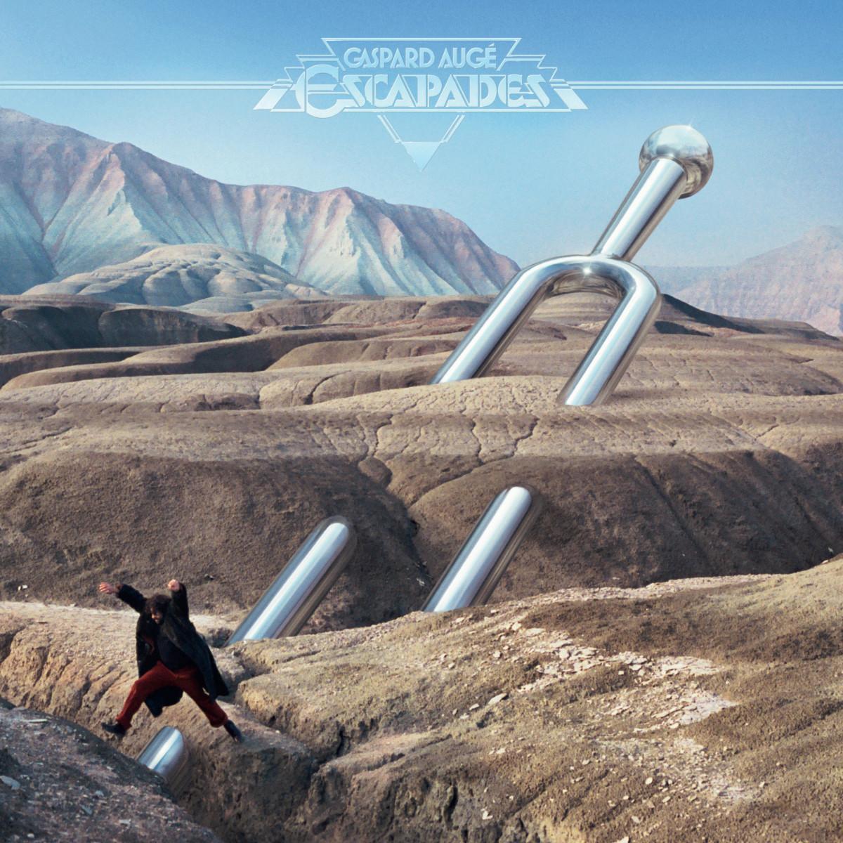 Gaspard Augé Escapades Cover Art