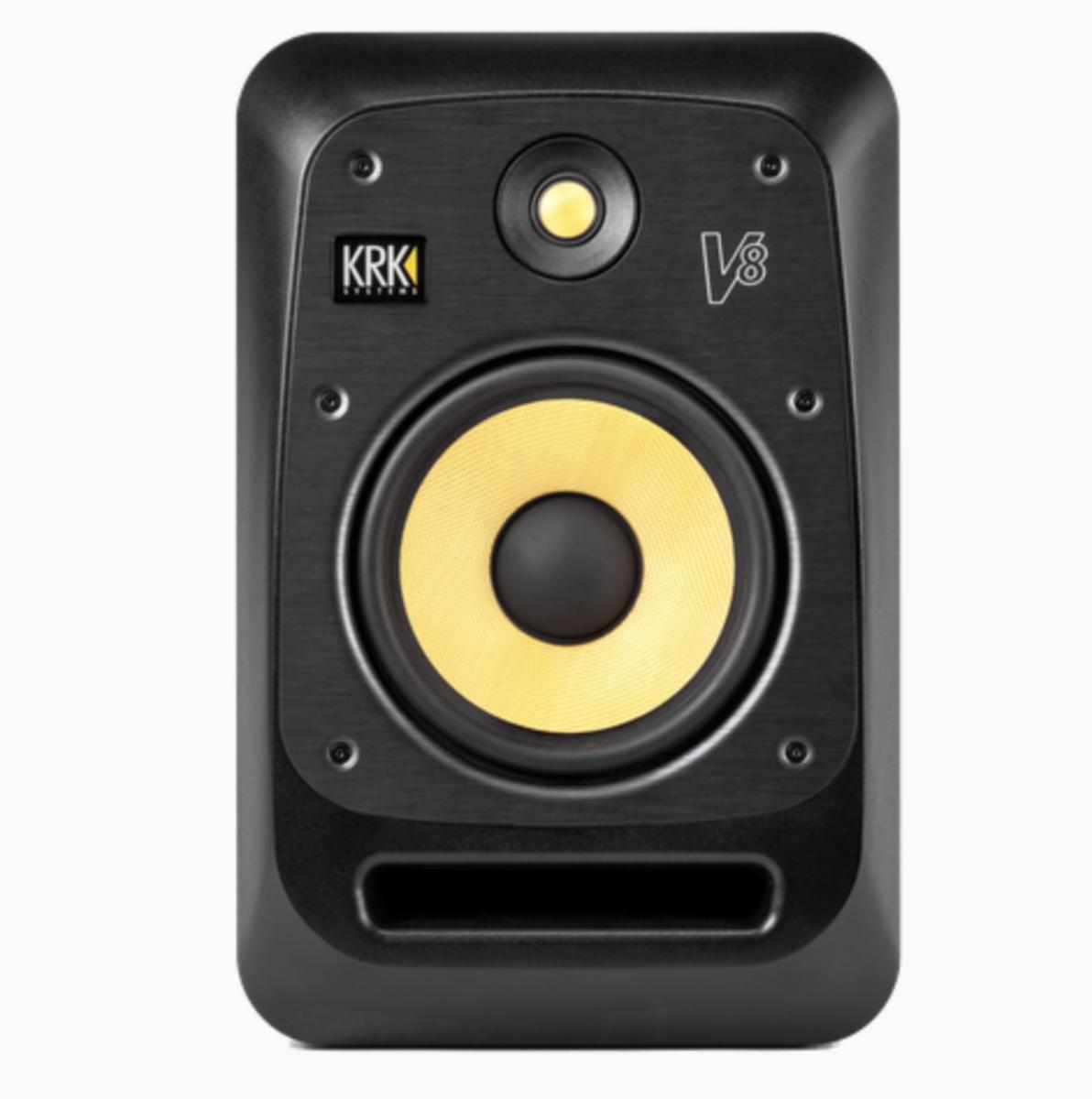 The KRK V8 S4 Speaker