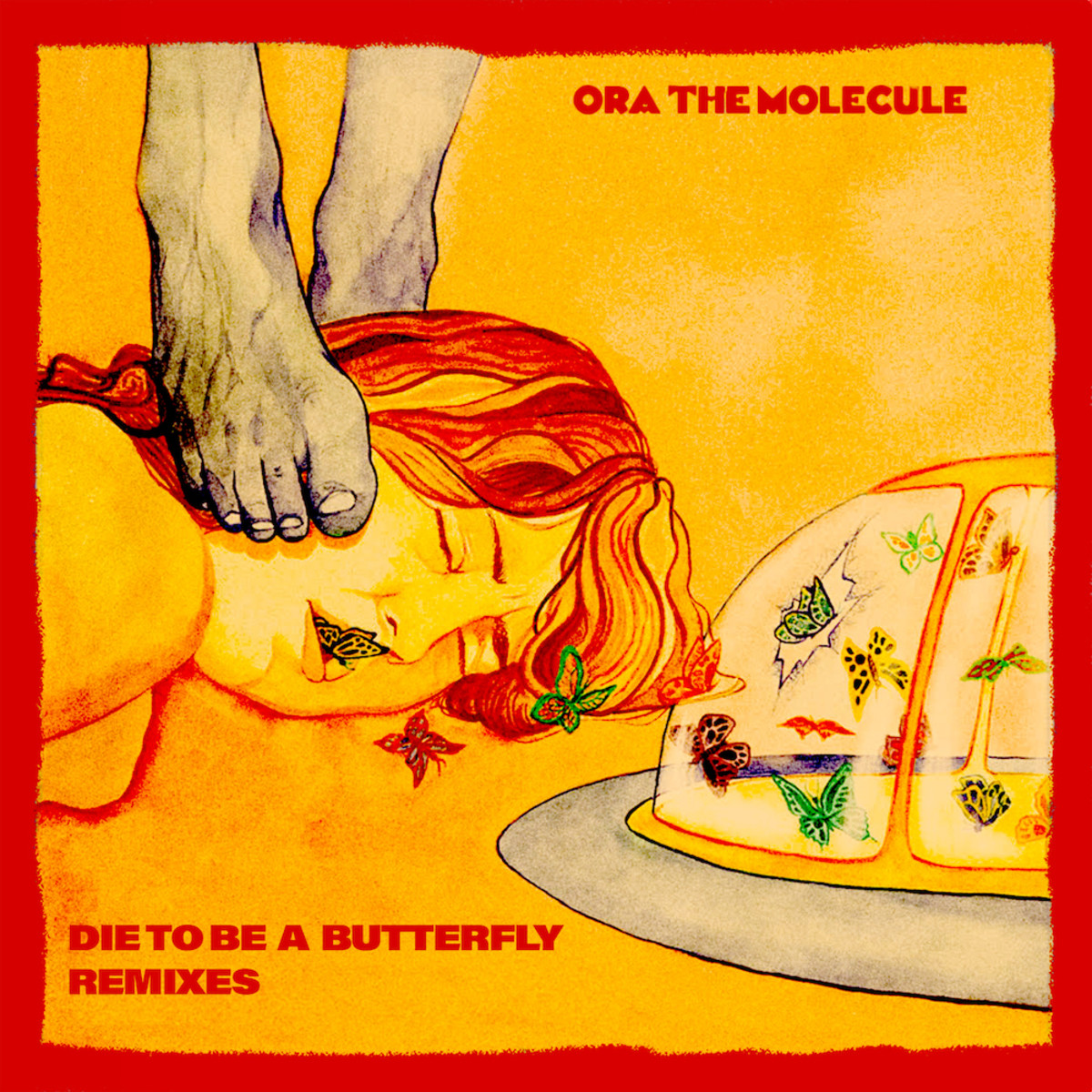 Ora The Molecule: Die To Be A Butterfly (TERR Remix) [Mute]
