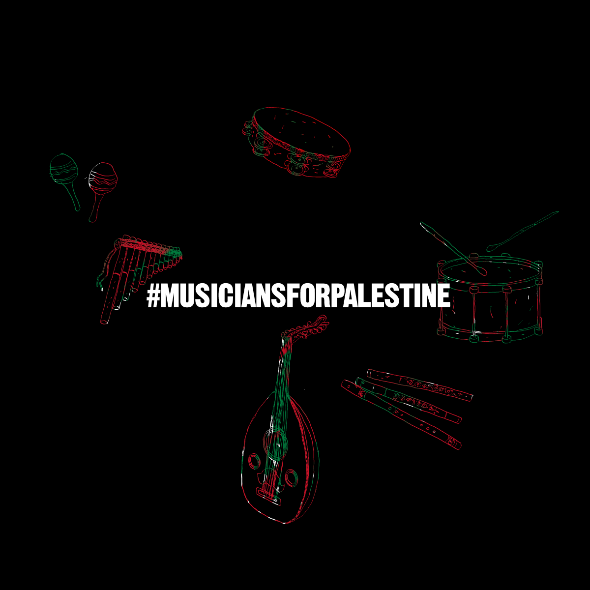 Musicians For Palestine