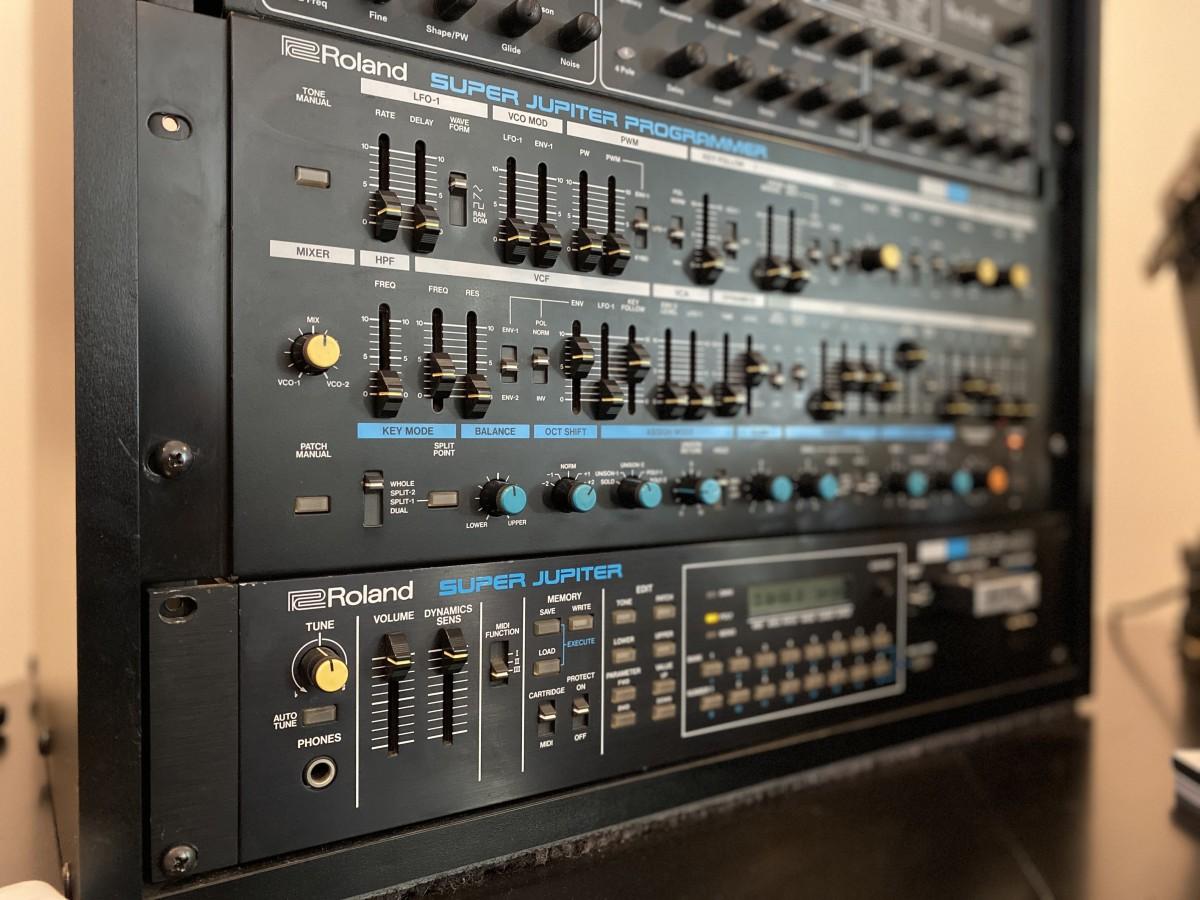 Roland MKS-80/MPG-80 Super Jupiter