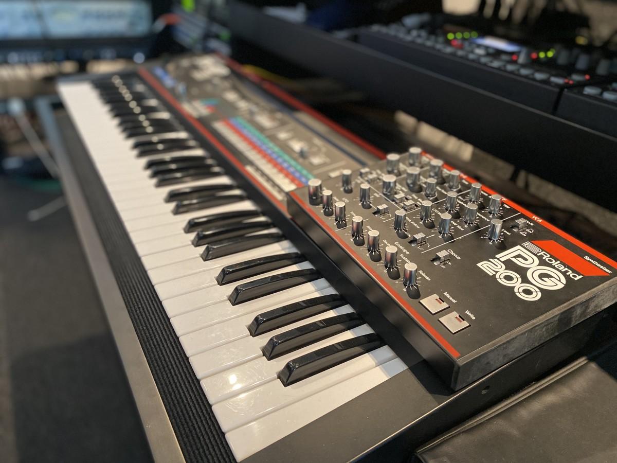 Roland JX3P/PG200