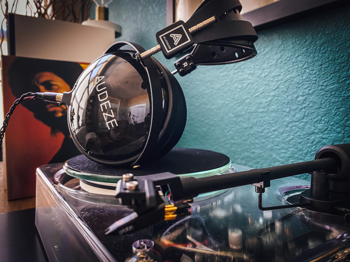 The Audeze LCD-2 Closed Back