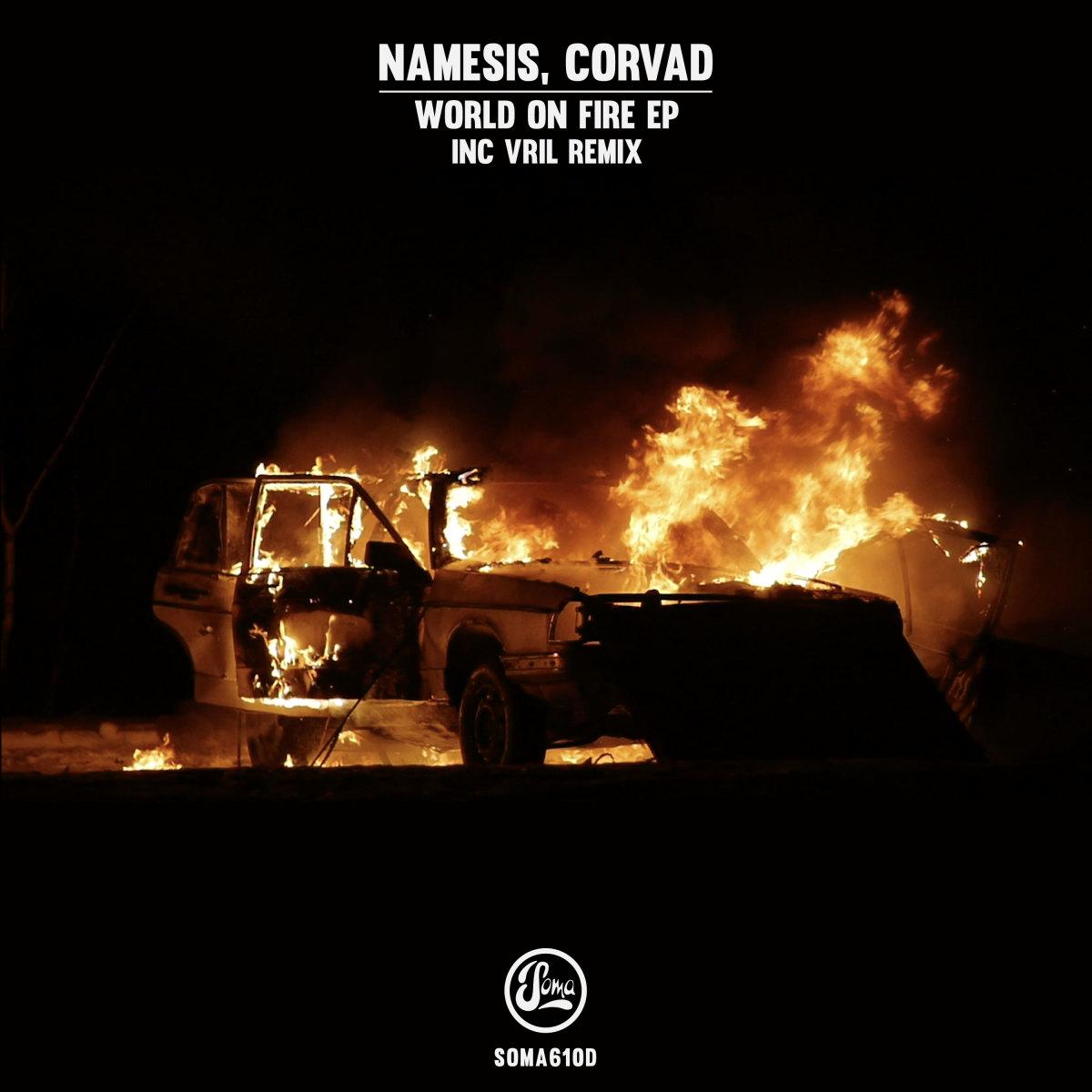 Namesis, Corvad - Dancing Cooler Drugs [Soma]