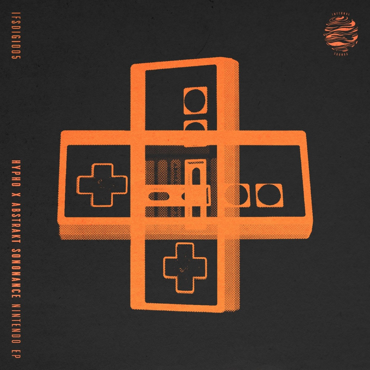 Hypho X Abstrakt Sonance - Take It Or Leave It (Feat Rakjay) [IFSDIGI005]