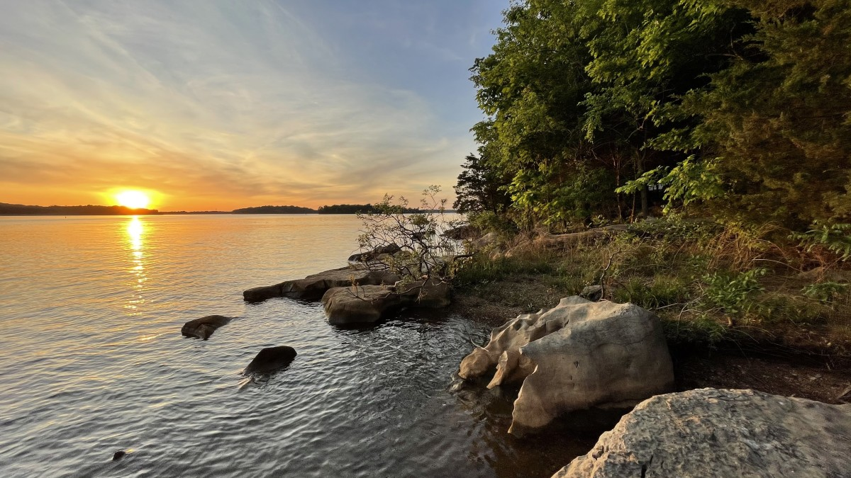 J Percy Priest Lake - Nashville, TN