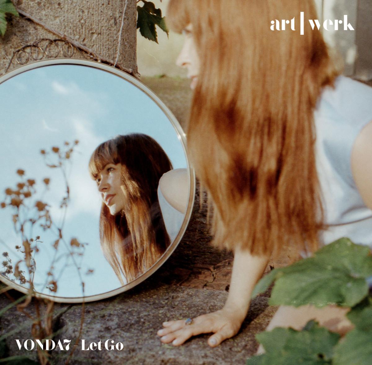 VONDA7 Let Go Album Cover