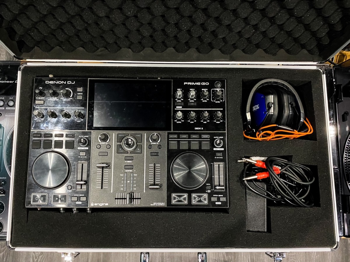 Analog Cases With Stuff In It