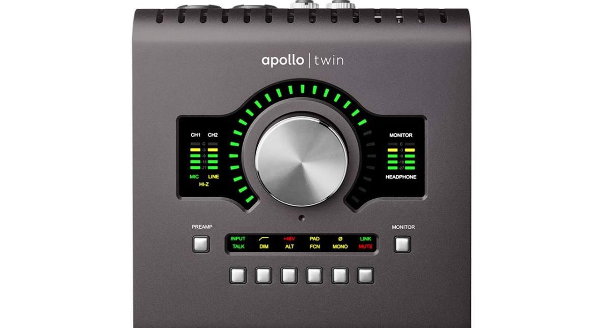 Apollo Twin Mkii by Universal Audio