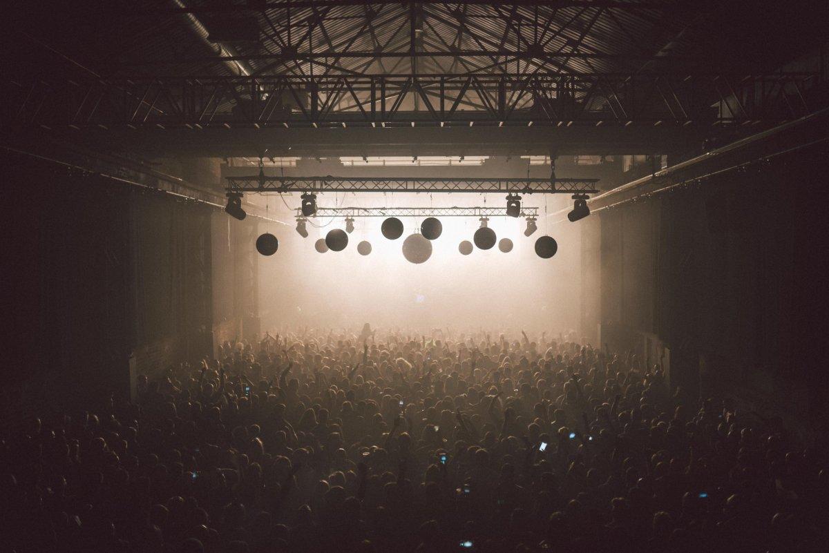 SWG3 Nightclub