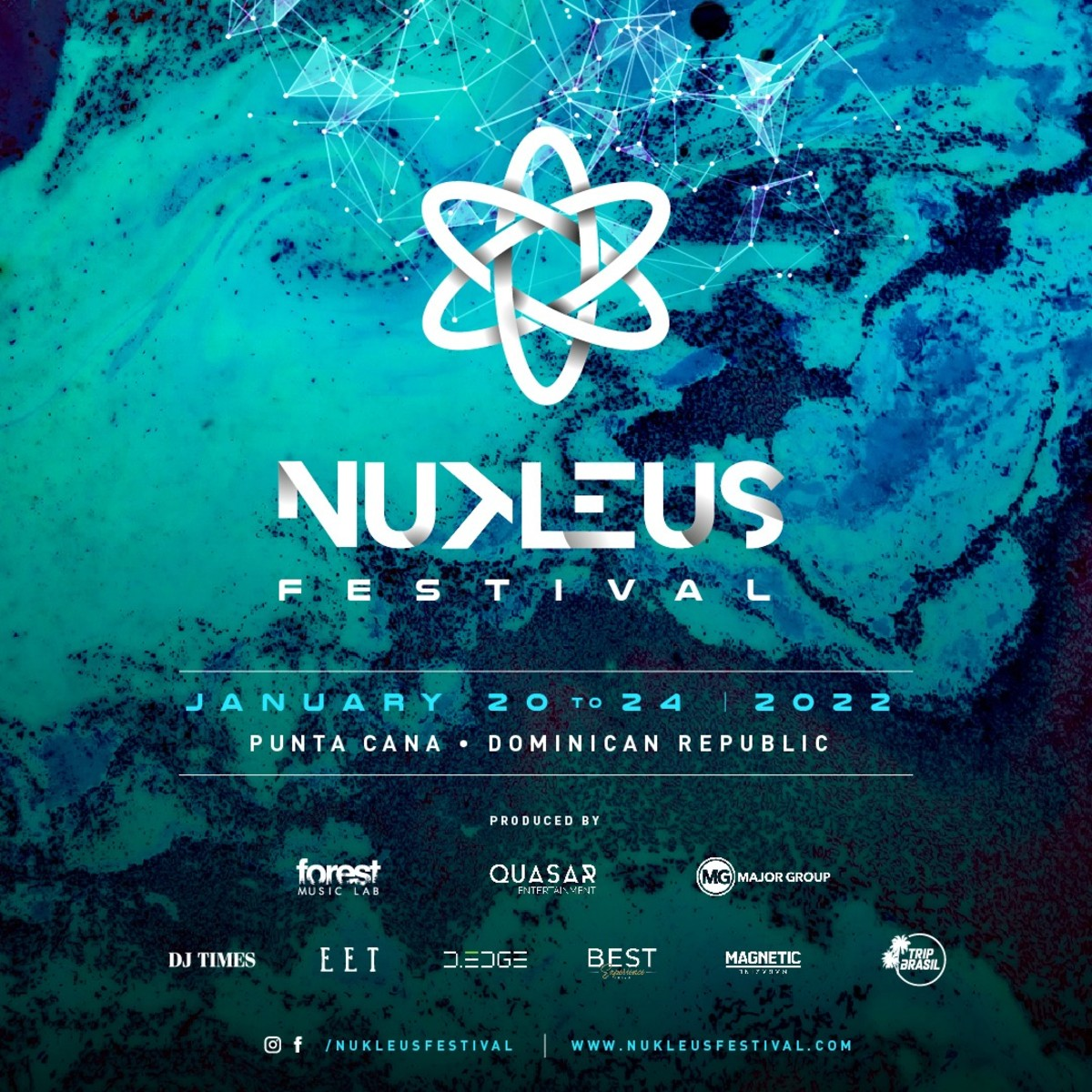 nukleus festival artwork