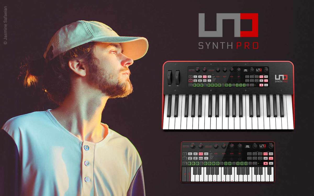 Madeon x UNO Synth PRO