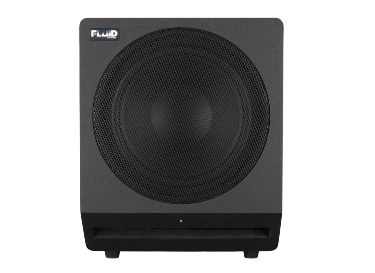 Fluid Audio's FC10S Subwoofer