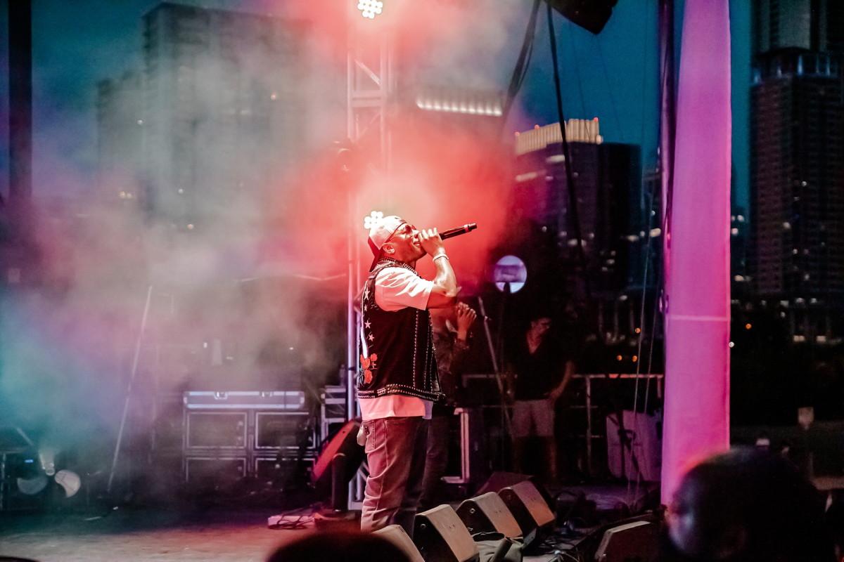Blended Festival 2021 Nelly