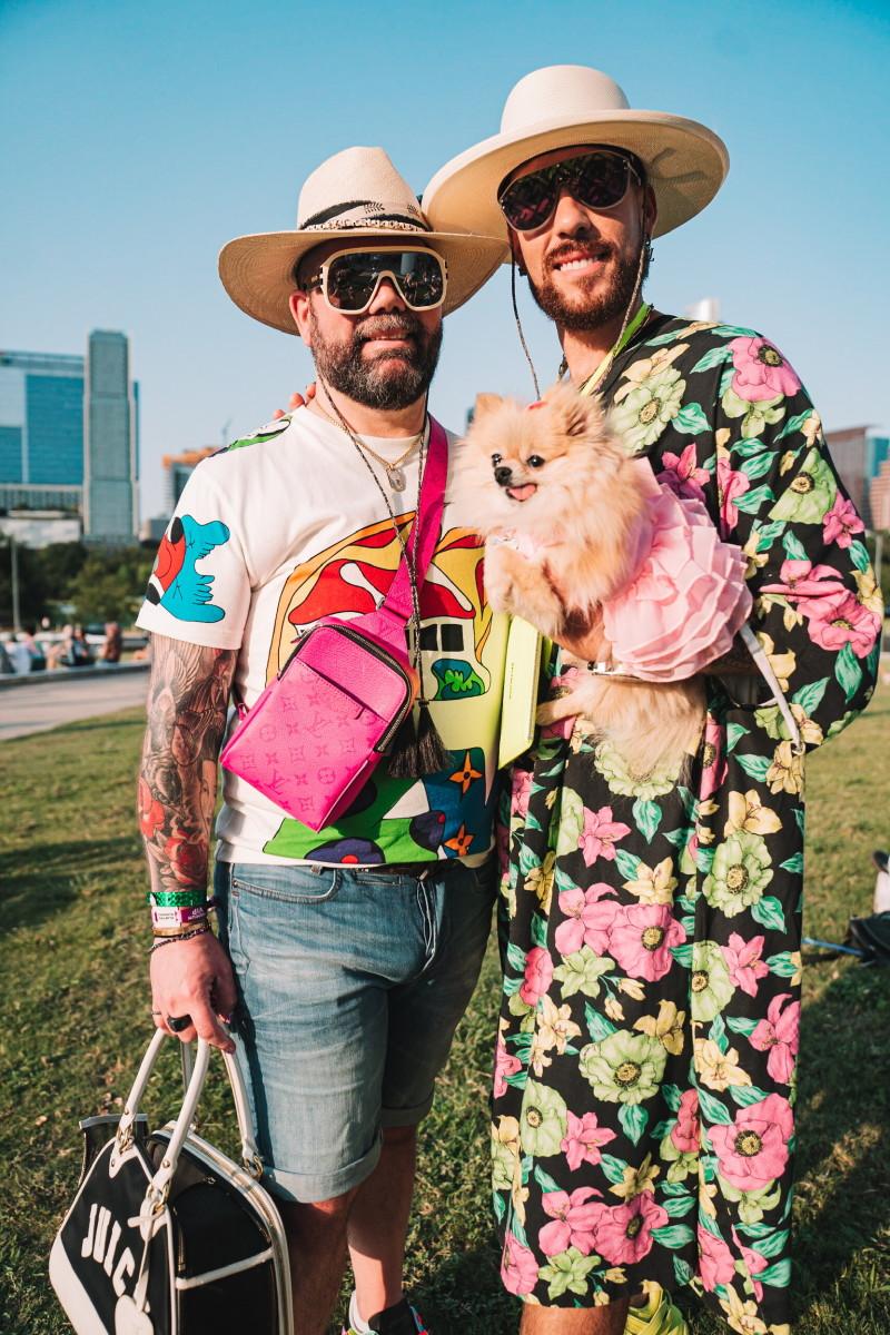 Blended Festival Austin Crowd