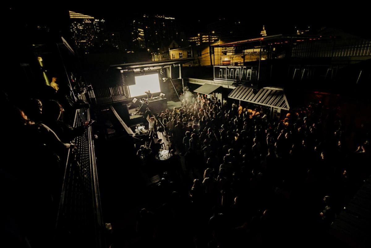 The Venue Concert Hall Club Austin